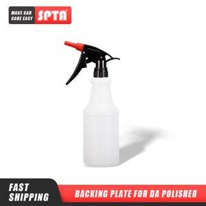 Image 1 - SPTA Leere Kunststoff Spray Flaschen Mit Säure Und Alkali Beständig Können Professionelle Schaum Sprayer Einstellbare Düse für Auto Schönheit