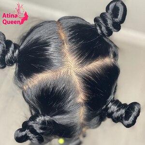 HD прозрачные кружевные парики объемная волна кожи расплава фронтальной 13x6 глубокий Синтетические волосы на кружеве парики из натуральных ...
