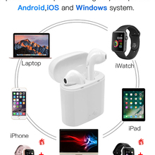 Earpiece Headset Earbuds Smart-Watch Bluetooth I7s Tws Wireless for All Men Women Phone