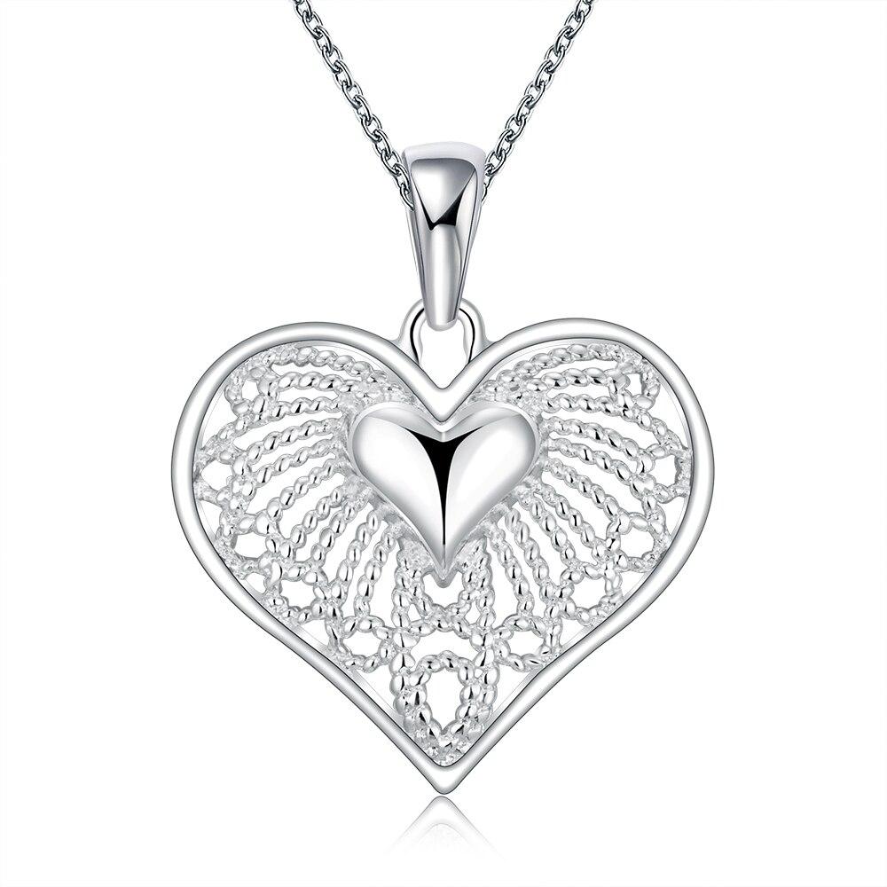 silver pendant necklace (1)