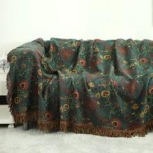 230x250cm hiome cama de dormir cobertor com borla sofá settee grande xadrez rei tamanho consolador xadrez