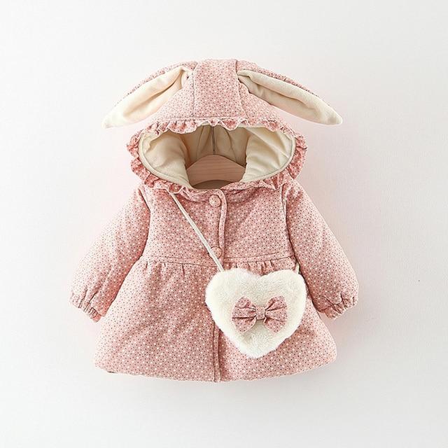 Newborn Baby Girl Jacket  2