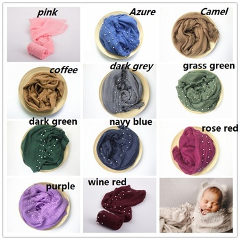 Baby Photography Props  Newborn Photography Blanket Baby Cosplay Baby Wraps Baby Photo Accessory  (not Include The Headband) 5