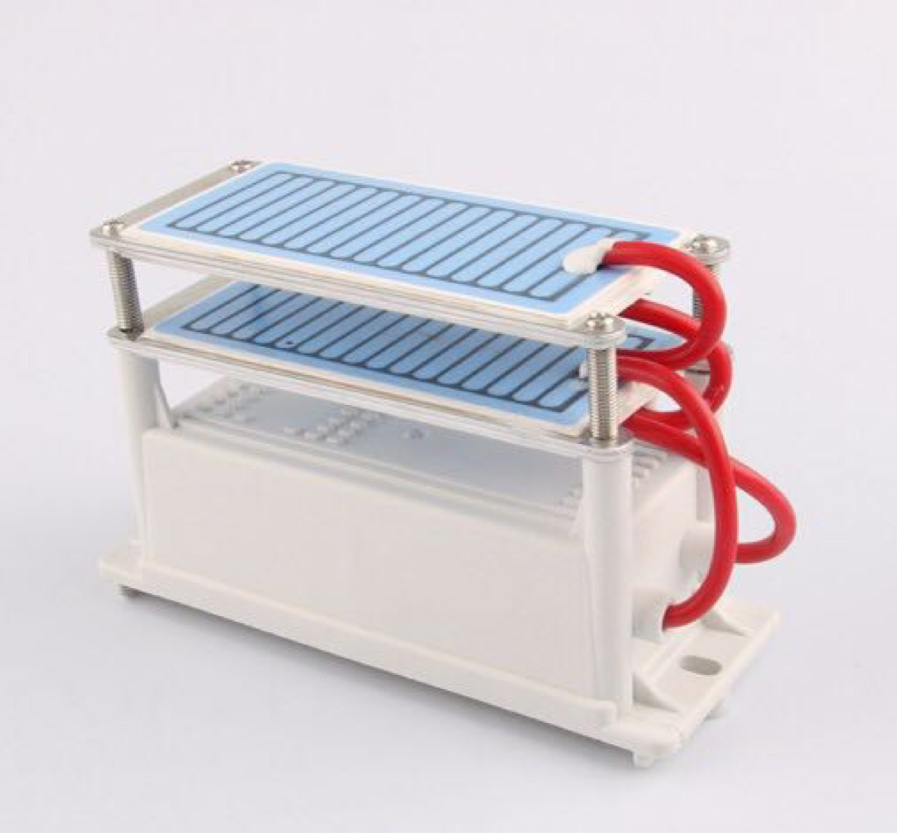 24g Ozone Generator 220V Portable Ozonizer Air Water Purifier Sterilizer Treatment Long Life Removal 220V Air Purifier
