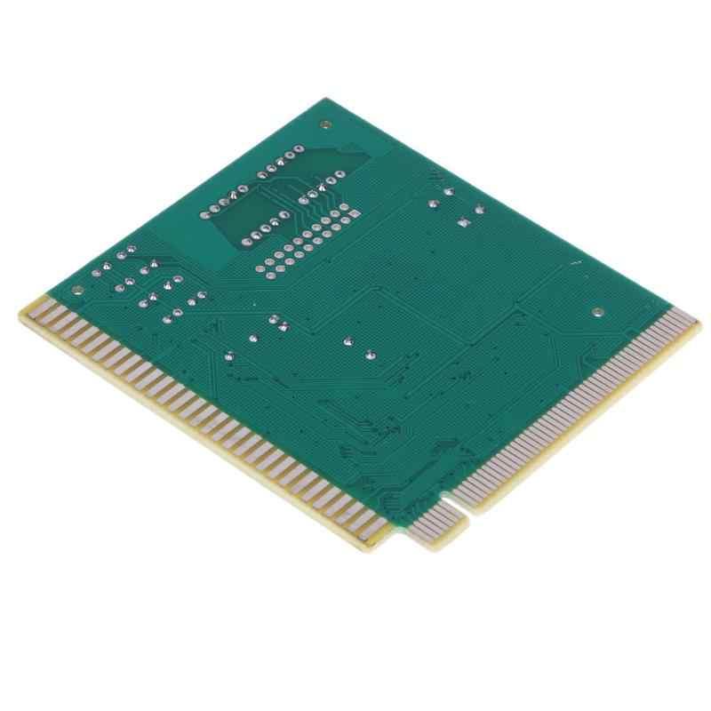 新 4 桁の Lcd ディスプレイ PC アナライザ診断 Post カードマザーボードの Post テスターインジケータミアン用 led 付ボード