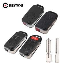 KEYYOU для Benz W168 W124 W202 W203 A C E ML C CL S SL SEL SLK E113
