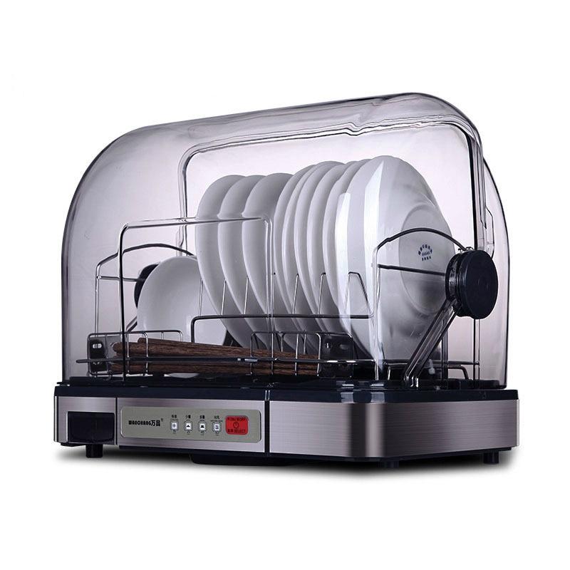 Armoire de désinfection bureau Commercial en acier inoxydable vaisselle électronique sèche-vaisselle tasse à thé armoire verticale maison cuisine