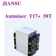 ANTMINER BTC BCH T17 + 58T d'occasion, avec PSU économique que Antminer S9 S11 S15 S17 T9 + T15 T17, whatsapp MINER M3X