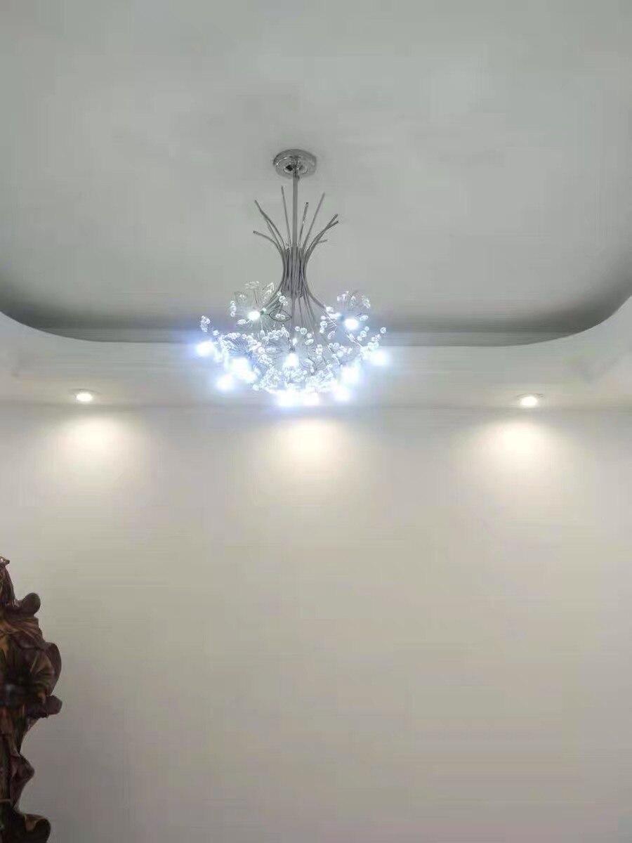 Moderna iluminação led lustre nordic restaurante lustre