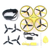 Mini Drone Watch Quadcopters 4 Axis Headless Mode One Key Return RC Helicopter For Children Gifts 95AE