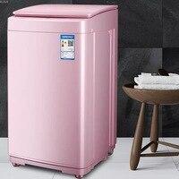 220 v 4.8kg automático completo nano-antibacteriano mini lavagem uma máquina de lavar portátil mini máquina de lavar e secador