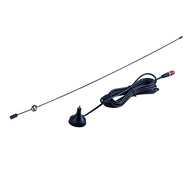 Radio Antenna UT-108UV Gain Antenna SMA-Female Dual Band UHF/VHF For Baofeng Radio Walkie-Talkie UV-5R BF-888S UV-5RE UV-82