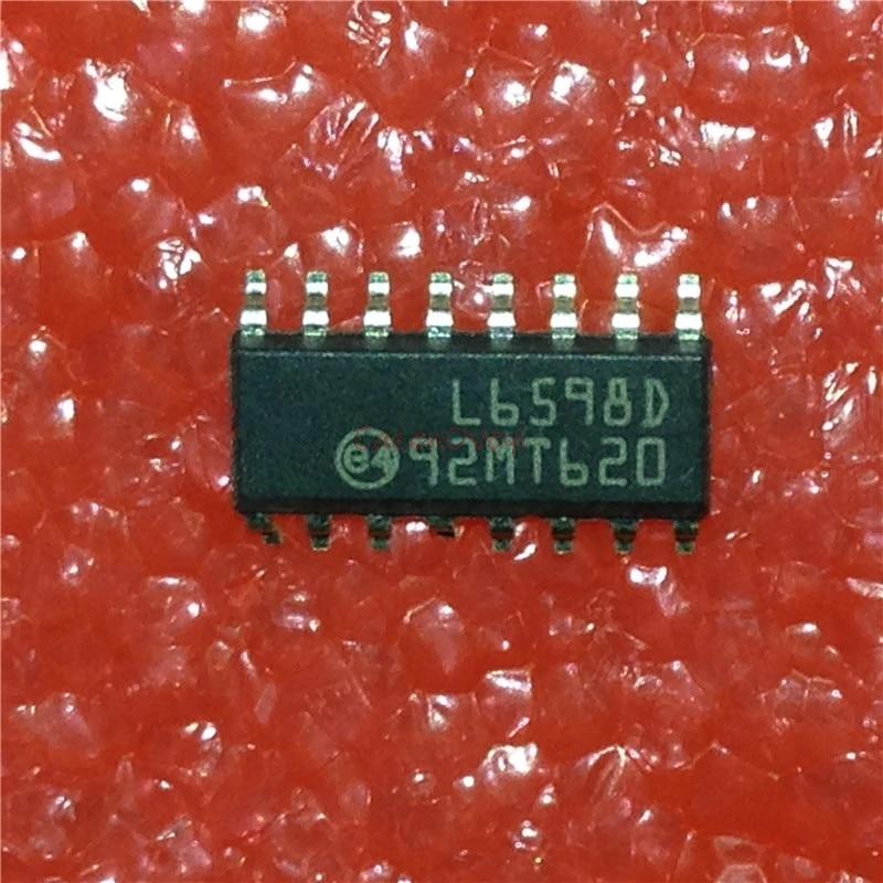 5pcs/lot L6598D013TR L6598D L6598 SOP-16 Original Authentic In Stock