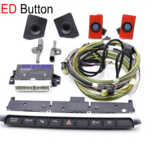 BUTTON Auto-Parking-Kit AUDI Pla-2.0 A3 8v for Manufactured Before 12-K PDC BACKLIGHT