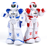 Remote control robot toy educational dance sliding walk singing children's toys kids boys girls gift RC robot action figure