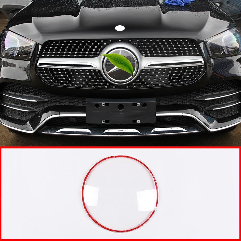 Araba logosu koruma görevlisi dış aksesuar Mercedes Benz GLE sınıfı GLE 350 450 W167 2020