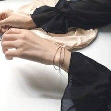 JTB1230 Корейская версия темперамент простой личности лес браслет небольшой толпы дизайн браслет женщина