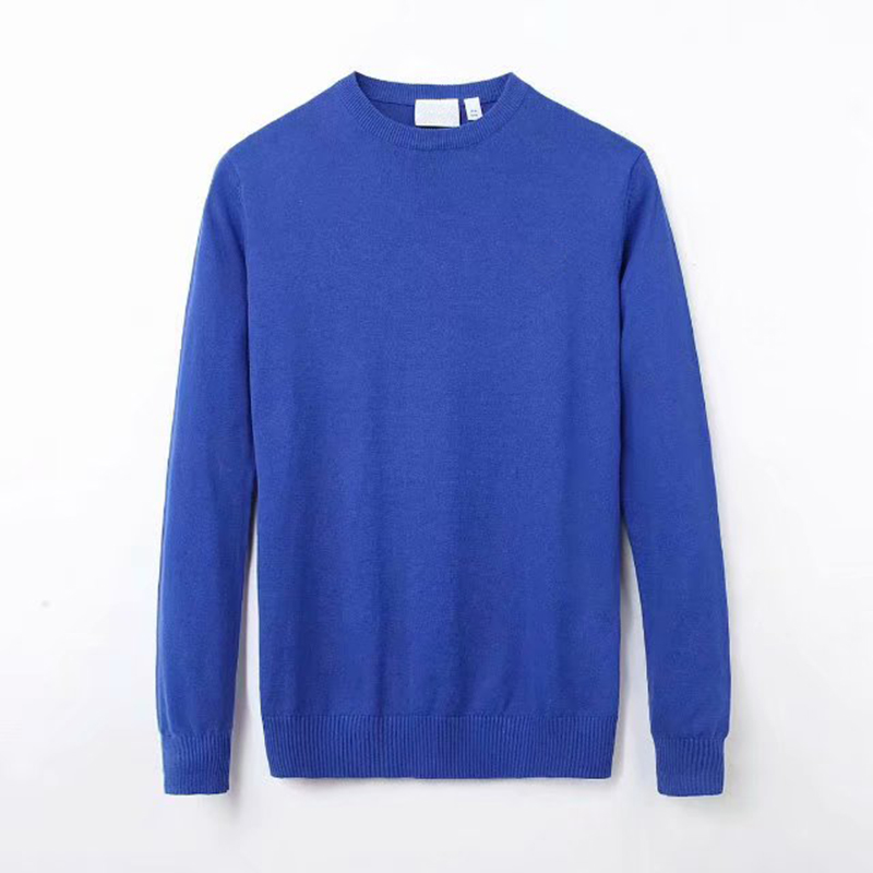Men Crocodile O-neck Cotton Sweater Autumn Winter Jersey Jumper Hombre Pull Homme Hiver Pullover Men Knitted Sweaters