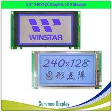 Originele/Vervanging Voor WG240128A TLX 1741 C3M NHD 240128WG ATFH VZ 240128 240*128 Grafische Lcd Module Scherm Panel
