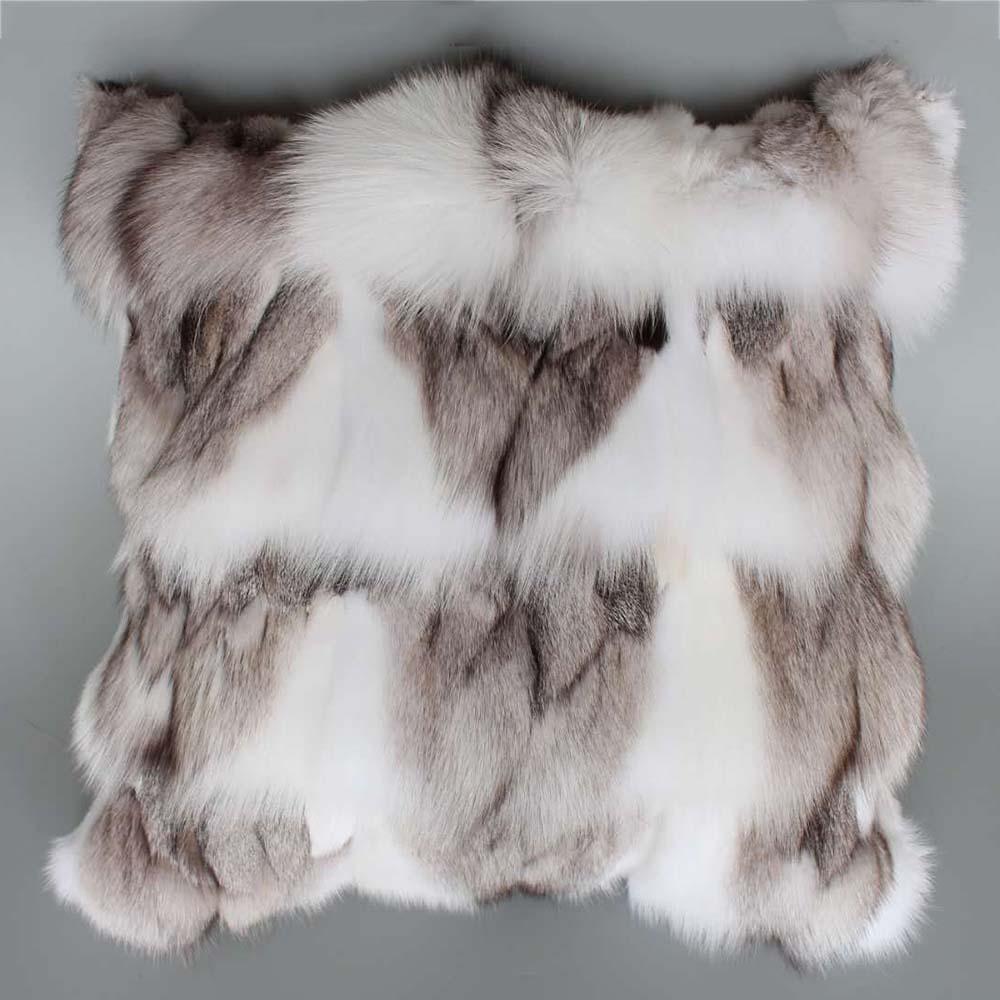 fox fur pillow case 7