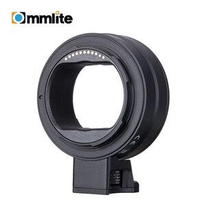 Image 3 - CVM EF NZ elektronicznych soczewki af do montażu na adapter do canona EF/EF S obiektywu, aby używać do Z firmy Nikon do montażu kamery lustra
