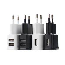 Adaptador ac universal 5v volts fonte de alimentação carregador usb 5v 2a conversor adaptador de alimentação ac para dc 220v a 5v conversor carregador de telefone
