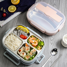 Kids Childrens Lunch Box Durable, Leak-Proof, Snack Packing