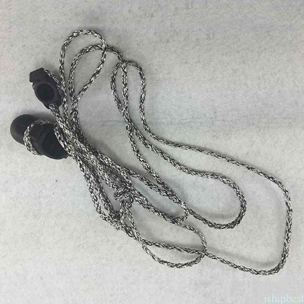 Fuerte ballesta perno arco ayuda dispositivo negro gris flecha accesorios para deportes al aire libre pantógrafo accesorios Bowstring cuerda para ballesta