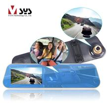 DVR Front Rearview-Mirror Cabin SYS Taxi Dash-Cam Security-Camera Uber 720P for Car 1296P