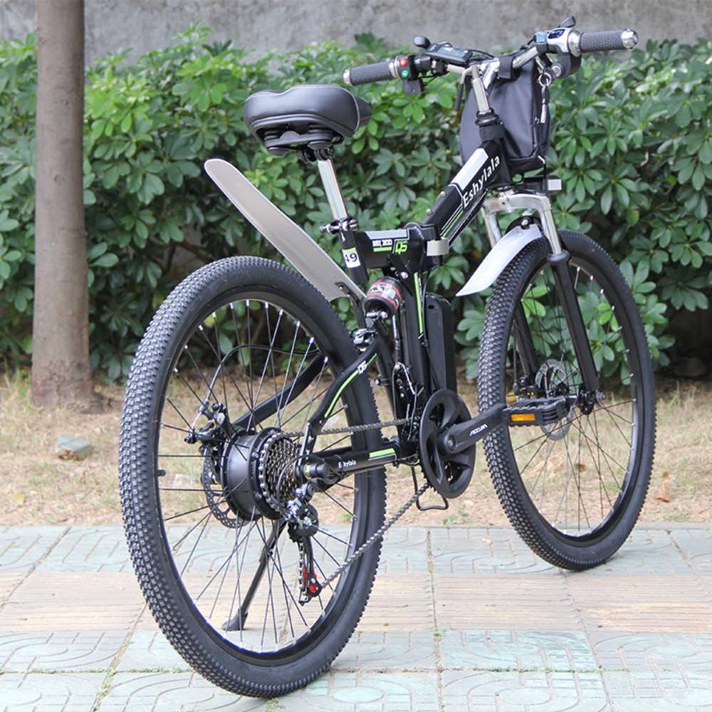 20ah Mx300 26 дюймов Электрический велосипед 48В Ytl интегрированное колесо 350 Вт/500 Вт макс мотор Ebike Onsale