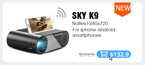BYINTEK K8 Mini Portable 1080P 150inch Home Theater Digital LCD Video LED Projector for 3D 4K Cinema(Optional Android 10 TV Box)