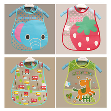Baby Bibs Eva Plastic Waterproof Adjustable Lunch Feeding Bibs Baby Cartoon Feeding Cloth Children Apron Baby Accessories Stuff baby bibs eva waterproof lunch feeding bibs newborn baby cute cartoon feeding cloth bib children apron kids feeding accessories