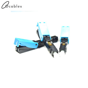 Image 3 - High Quality Quick Connector FTTH SC UPC Optical fiber covered wire SC UPC FTTH Fiber Optic Fast Connector SC Connector