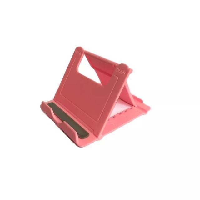 Universal Folding Table Cell Phone Support Plastic Holder Desktop Stand for Your Phone Smartphone Tablet Support Phone Holder 1