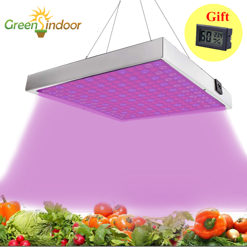 Led Grow Light Full Spectrum 1000W Lamp For Plants With Gift Thermometer Hygrometer Seedlings Germination Growth Lamp Phyto Lamp