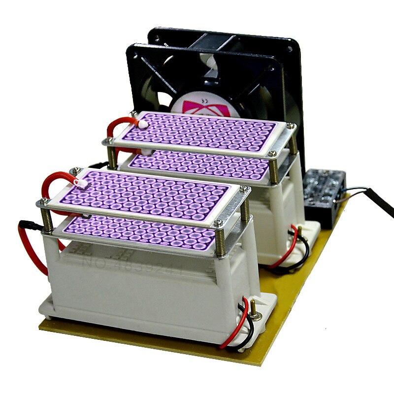 220 V/110 V 20g Ozone Generator Dual Life Long Ceramic Board Integrated Ceramic Water Purifier Air
