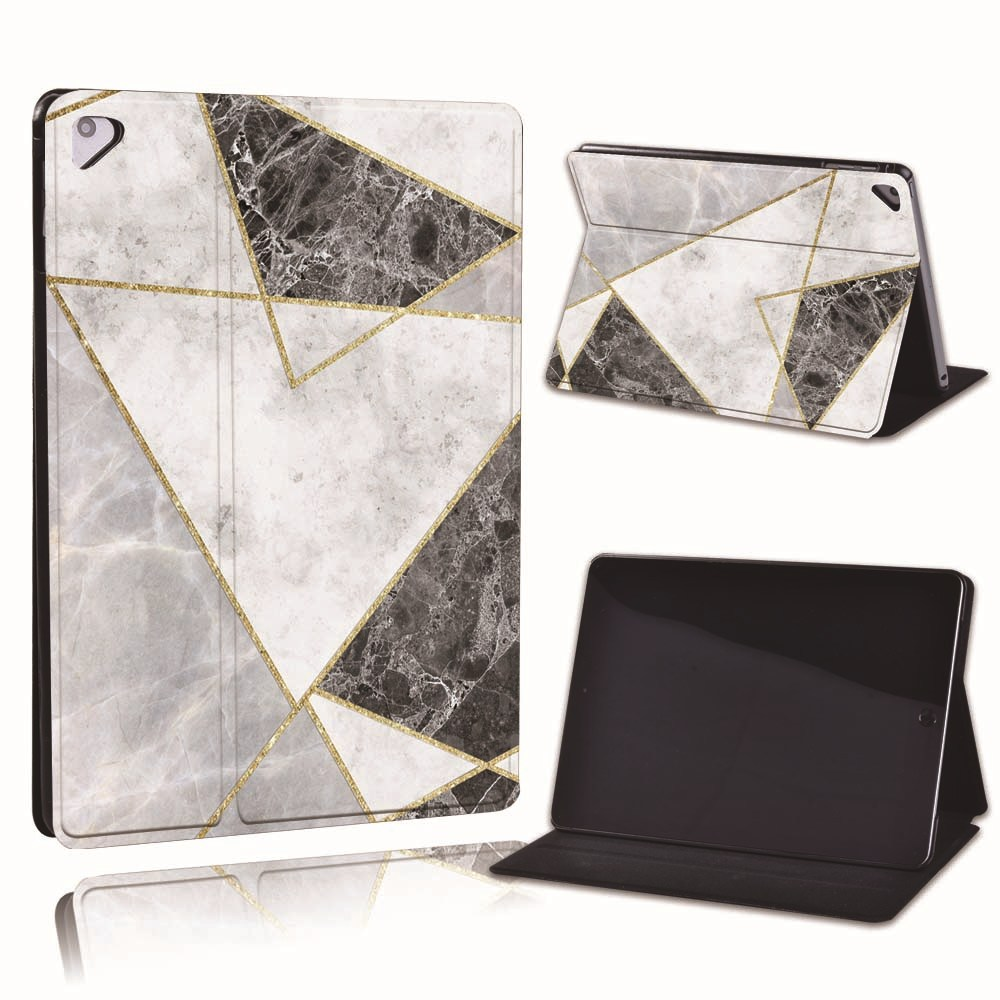 4.light grey Green For Apple iPad 8 10 2 2020 8th 8 Generation A2428 A2429 PU Leather Tablet Stand