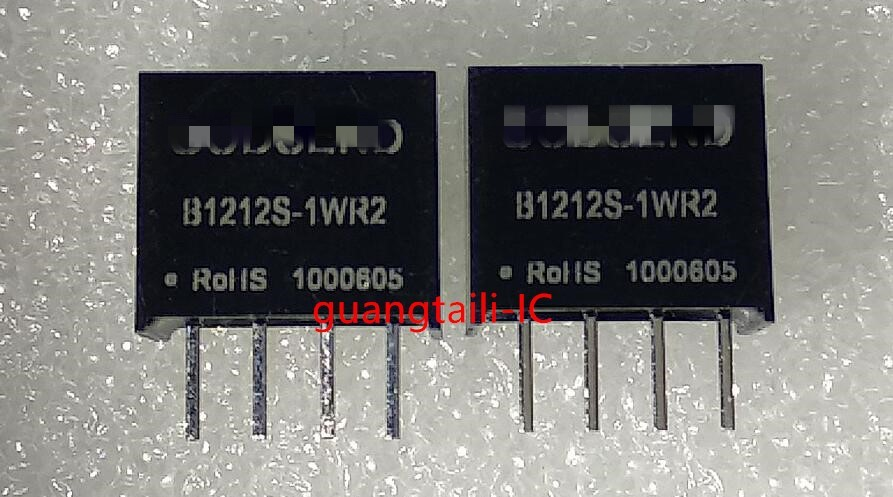 5PCS 10PCS B1212S 1W B1212S 1WR2 B1212S DC DC Power Supply Module Input 12V Dual Output 12|Air Conditioner Parts| |  - title=