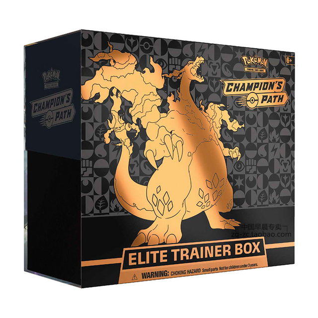 Pokemon TCG: Champion's Path Elite Trainer Box 2
