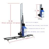 Automatic Wall Printing Machine 3D Wall Printer