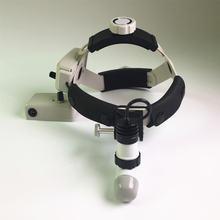 Беспроводной светодиодный налобный фонарь 3 Вт медицинский Стоматологический
