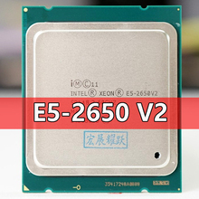 Intel Xeon Processor E5 2650 V2 E5 2650 V2 Cpu 2.6 Lga 2011 SR1A8 Octa Core Desktop Processor E5 2650V2 100% normale Werk