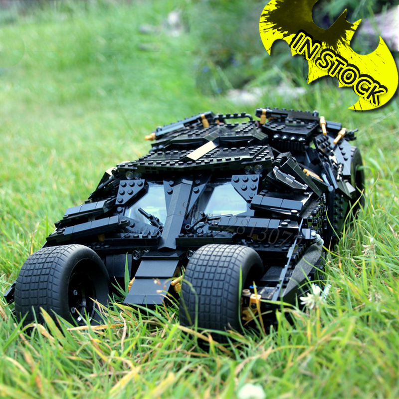 07060 DC Super Hero Batman The Tumbler Building Blocks 87041 7111 76023 7144 7147 7143 07050 07052 07049 76139 1989 Batmobile