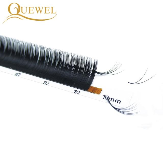 Quewel Easy Fanning Eyelash Extension Blooming Volume Eyelashes Self-making Fast Fans Bloom Lashes Extension Volume Lash 2