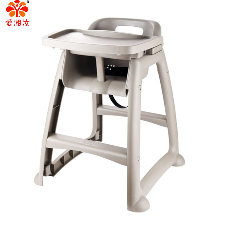 Children's Dining Chairs, Family Meals,Hotel Restaurant Tables Infant  Trottie Wheels