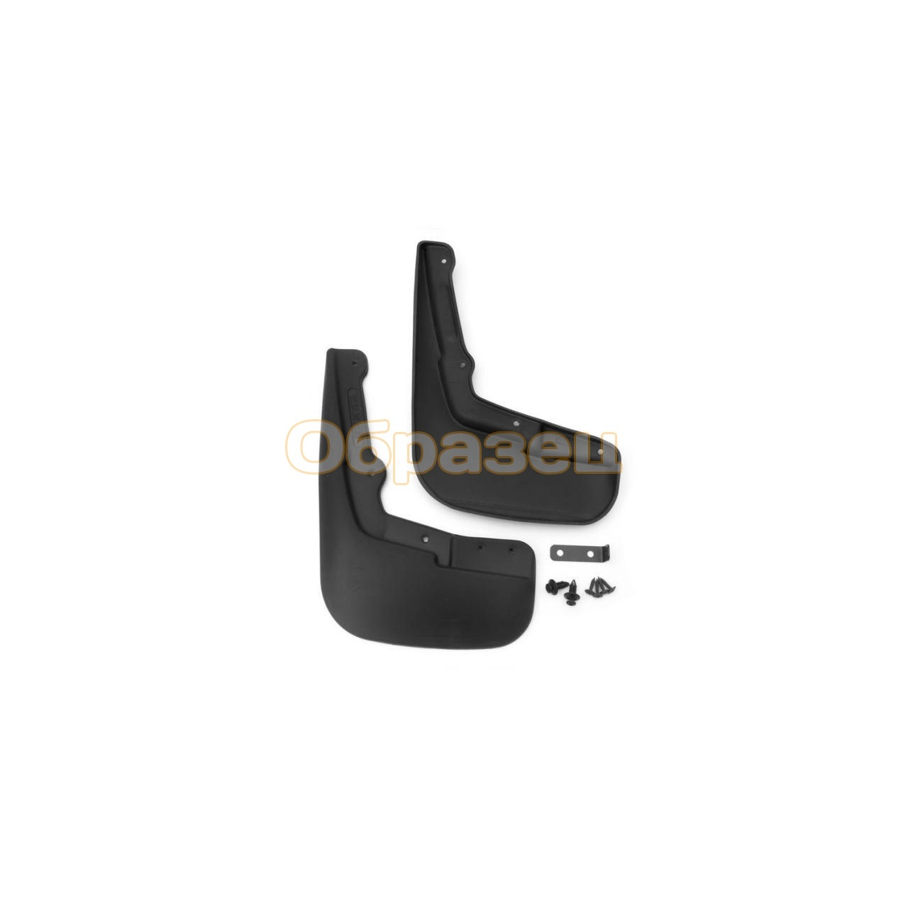 Rear mud flaps fit for Volkswagen Jetta  2014  2 PCs (one hundred|Mudguards| |  - title=