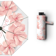 Стильный Креативный Топ Artny Umberlla дождь для женщин Floding цветы милый ветрозащитный Umberlla Hediyelik дождь Umberllas анти УФ 5U090