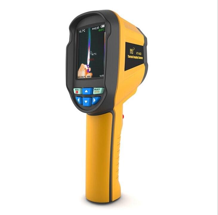 Caméra d'imagerie thermique Portable professionnelle 2.4