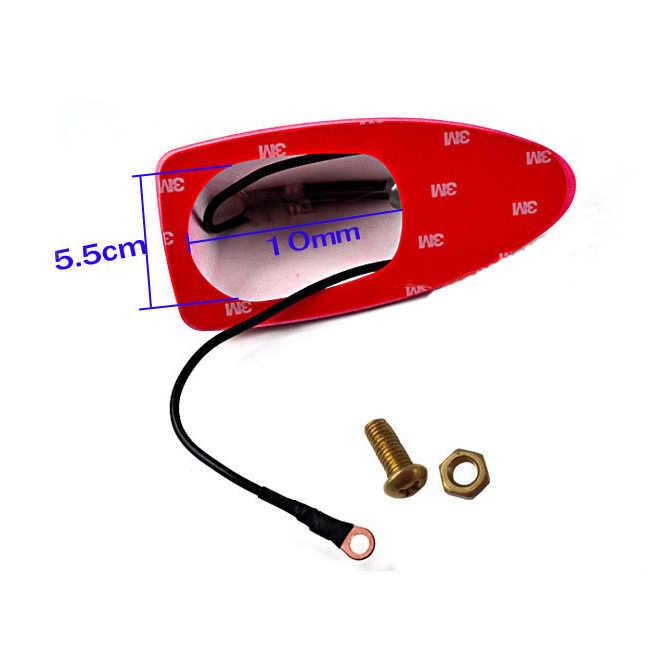 سيارة القرش زعنفة هوائي FM راديو إشارة الجوي ل BMW 1 3 5 6 سلسلة E60 E63 E83 E84 E90 e91 E92 E30 E32 E34 E36 E38 E39 E46 E53