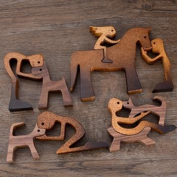 Dog Wood Decor  4